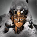 Tutanchamun im Schnee