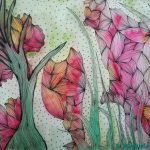 Kunst Malerei Zeichnung abstrakt