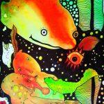 Kunst Malerei Zeichnung Surrealismus